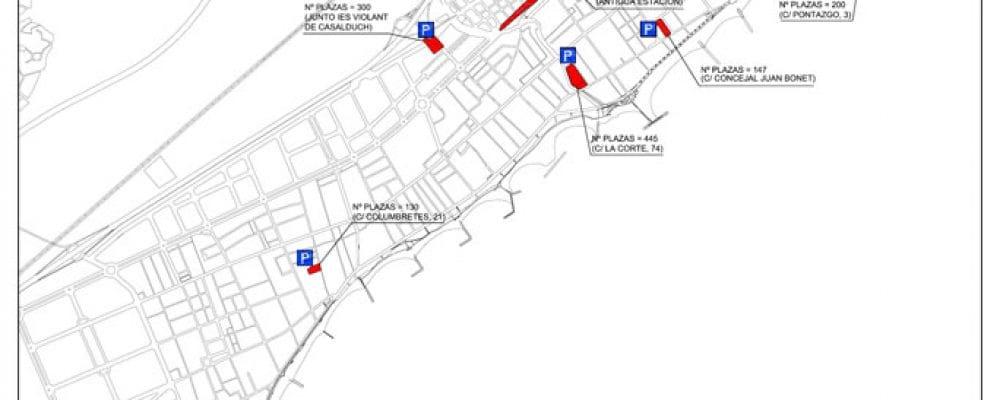 ¿Dónde aparcar en Benicàssim?