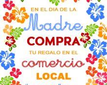 Las empresas de la Asociación de Comercio y Servicios profesionales de Benicàssim premian tus compras para el día de la madre
