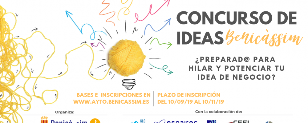 Participa en el 'Concurso Ideas Benicàssim'