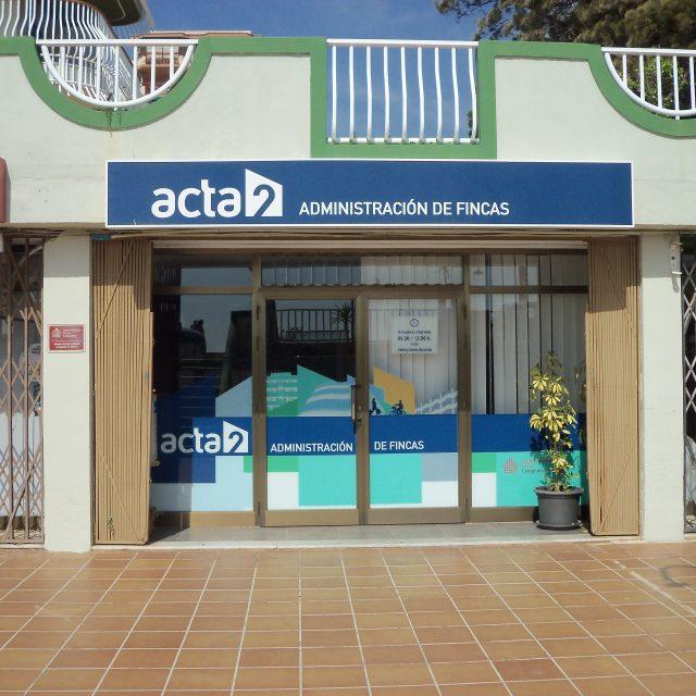 Acta2 SL
