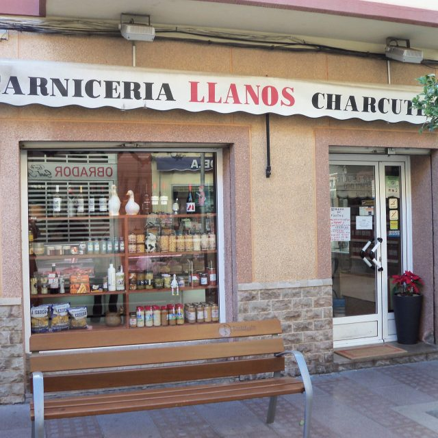 Carnicería Llanos