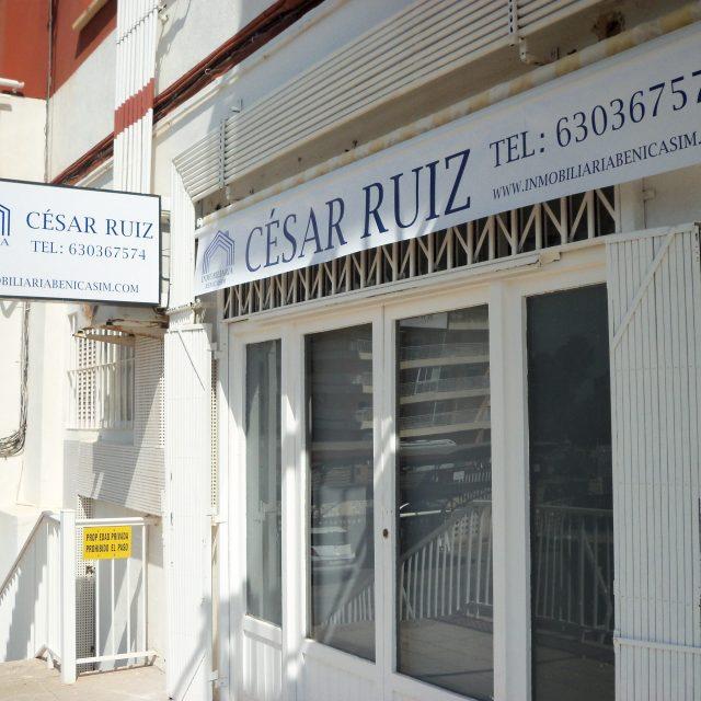 César Ruiz (Inmobiliaria)