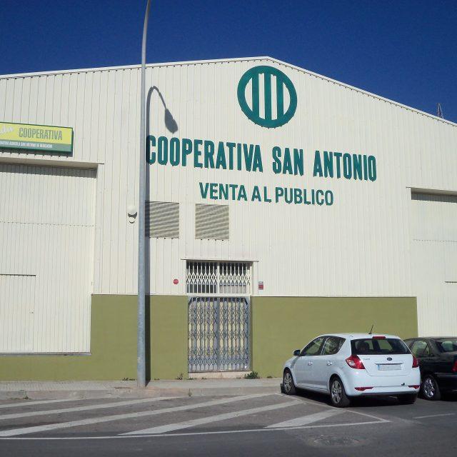 Cooperativa San Antonio Benicàssim