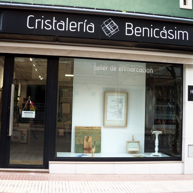Cristalería Benicasim