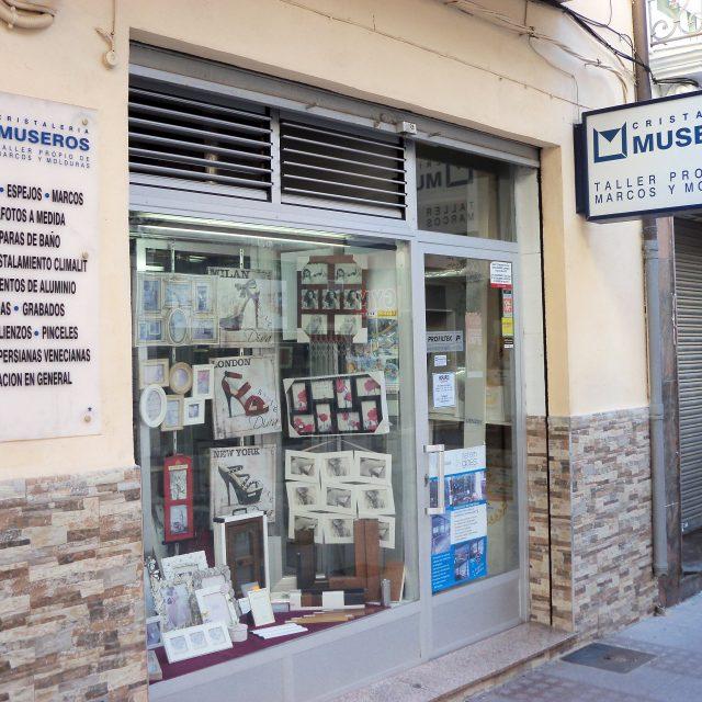 Cristalería Museros