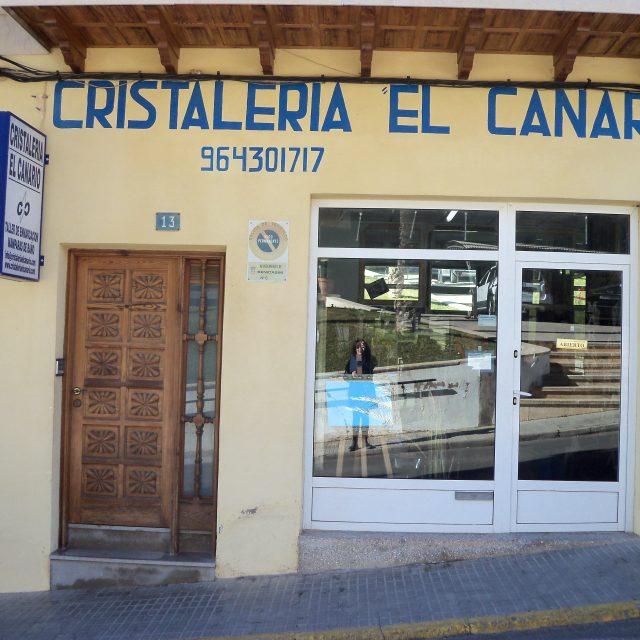 Cristalería el Canario