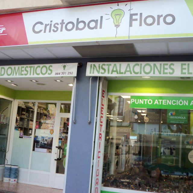 Electrodomésticos Cristóbal Floro