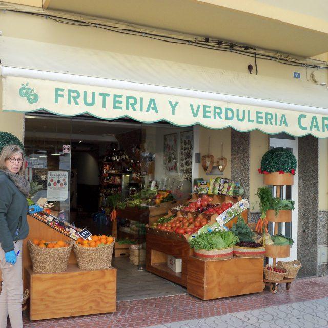 Frutería Carmen