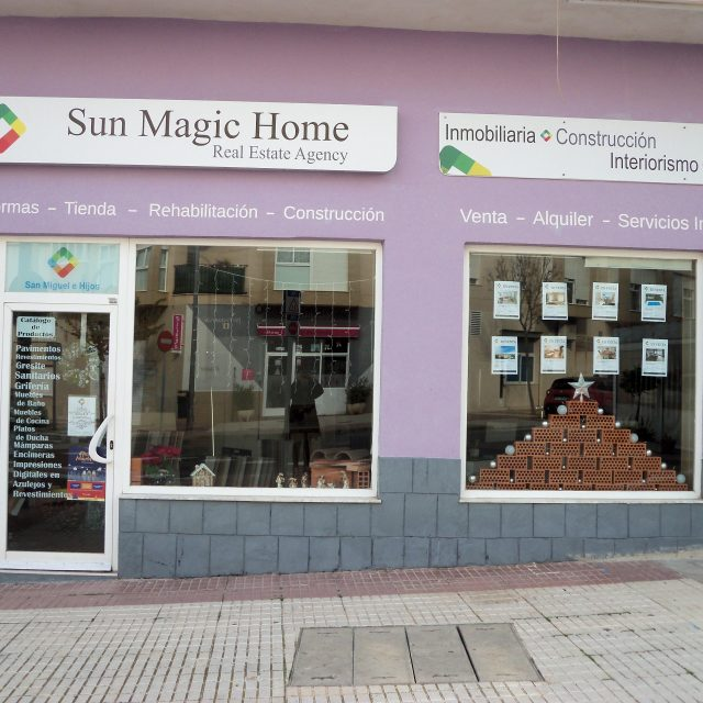 Sun Magic Home Real Estate Agency (Inmobiliaria)