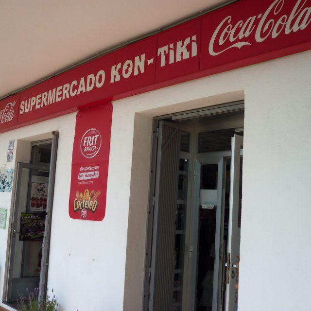 Supermercado Kon-Tiki