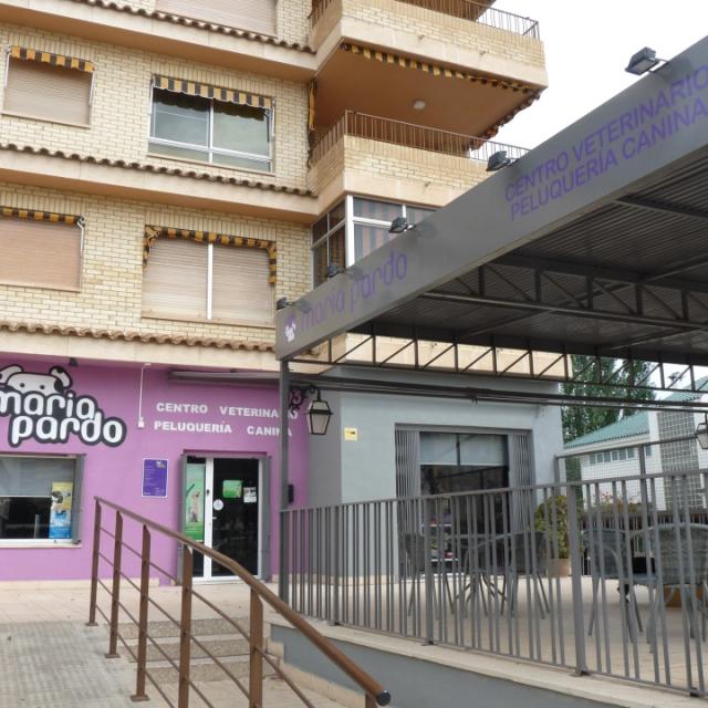 Centro Veterinario María Pardo