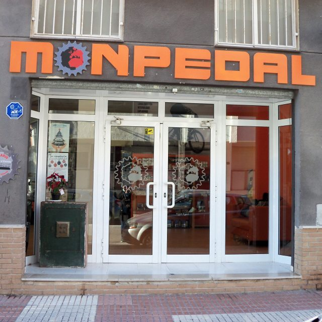 Monpedal