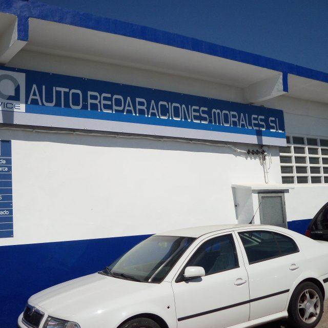 Auto Reparaciones Morales SL