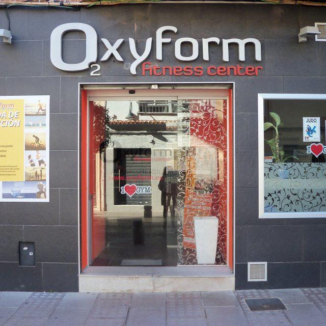 Oxyform Fitness Center