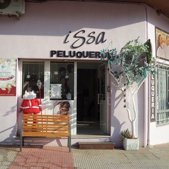 Peluquería Issa