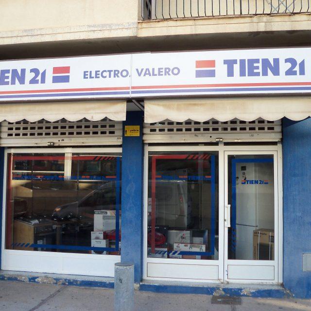 Electrodomésticos Valero-TIEN21